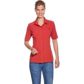 Tatonka Jonne SS-Shirt Damen granat red